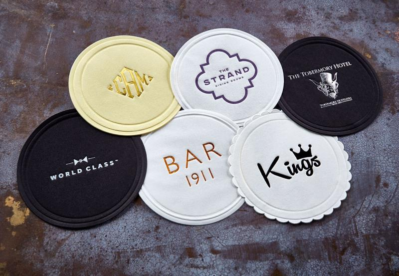 Pioneer Premiums Sdn Bhd Coaster Thick Paper Coaster